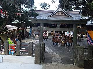 t4545瀬田玉川神社境内