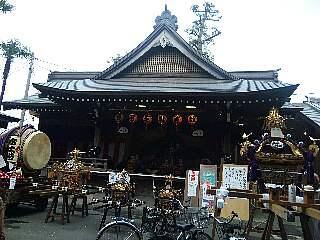 t4546瀬田玉川神社境内