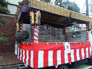 t4550瀬田囃子保存会のトラック