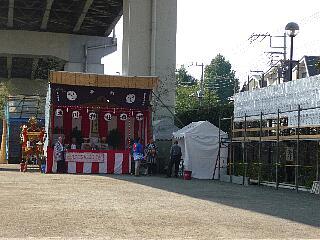 t4570瀬田玉川神社 例大祭 2009